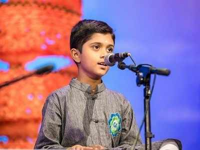 Bengaluru: 11-year-old child prodigy Rahul Vellal is an internet sensation