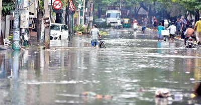 Flood brings home the typhoid bug