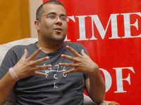 #MeToo movement: I am not harasser, allegations affecting family, says Chetan Bhagat