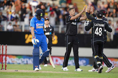 India vs New Zealand 2nd ODI: New Zealand beat India by 22 runs in second ODI to seal series 2-0