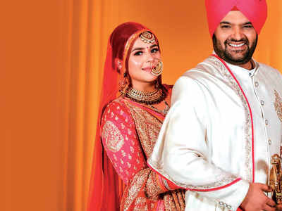 Kapil Sharma and Ginni Chatrath to become parents soon