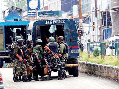 5 CRPF men killed in terror attack in J&K