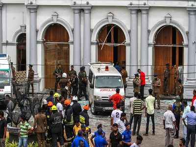 Sri Lanka serial blasts: Four from Andhra Pradesh safe but not reachable