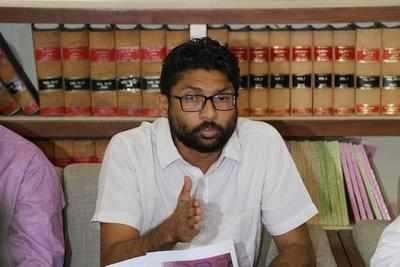 Dalit writer/activist Chandra Bhan Prasad: It's high time Jignesh Mevani starts conducting himself like an elected MLA