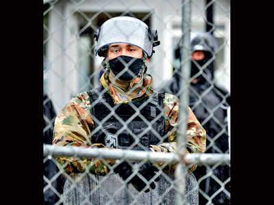 FBI warns of 'armed uprising' across US