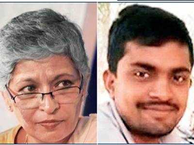 Gauri Lankesh Murder: Accused dumped gun in Vasai, Karnataka SIT tells court