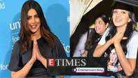 Priyanka Chopra finds support from UN in her 'Jai Hind' tweet; Kiara Advani takes an auto rickshaw ride with a friend, and more…