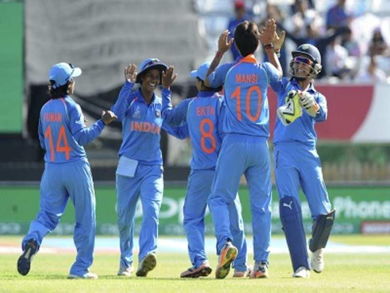Ekta Bisht bowls India to victory against Pakistan
