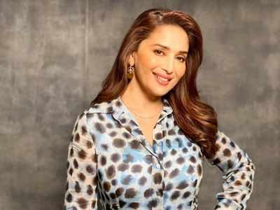 Madhuri gives sneak peek of her single Candle