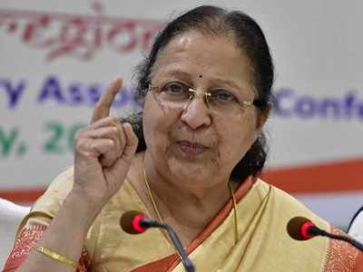 Monsoon Session of Parliament Day 1: Lok Sabha Speaker Sumitra Mahajan accepts no-confidence motion initiated by Telugu Desam Party