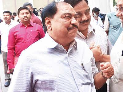Decisions taken by state leaders to blame, says Eknath Khadse