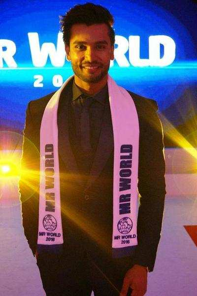 Meet Rohit Khandelwal, India's first Mr World Title Winner