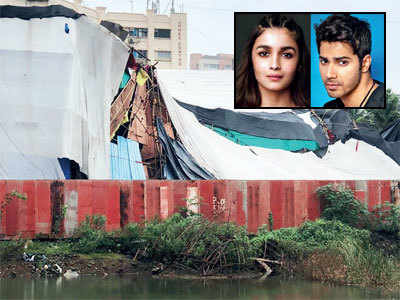 Third schedule of Alia Bhatt, Varun Dhawan-starrer Kalank postponed after set collapses due to rains