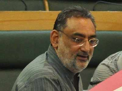 Jammu and Kashmir Finance Minister Haseeb Drabu sacked after controversial remark