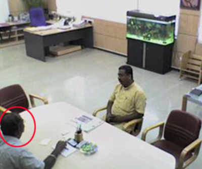 No IAS officer is this transparent