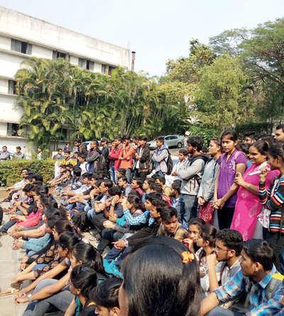 Sinhgad instt staff not paid salary despite assurances
