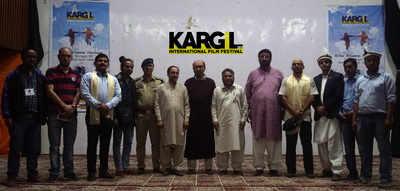 Three-day long Kargil International Film Festival 2017 inaugurated