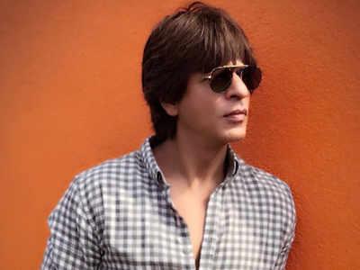 SRK turns rapper