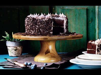 PLAN AHEAD: Bake a cake