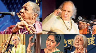 Attend Sawai Gandharva Bhimsen Mahotsav
