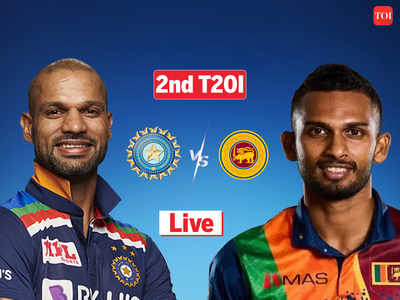 Highlights, IND vs SL 2nd T20I: Sri Lanka beat India by 4 wickets to level series