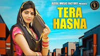 Latest Haryanvi Song 'Tera Hasna' Sung By TR Rohtak