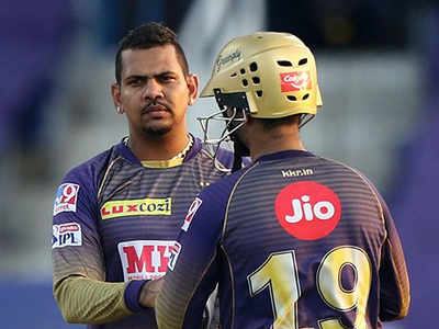 Panel clears Narine action after KKR supply biometric footage