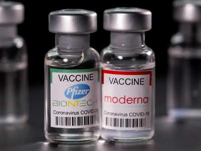 'Pfizer and Moderna vax cut risk by 91%'