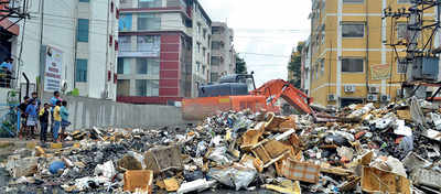 BBMP's package deal: Dump thermocol, pay the penalty