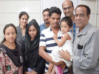 B'desh toddler with abnormal bladder gets help at Civil