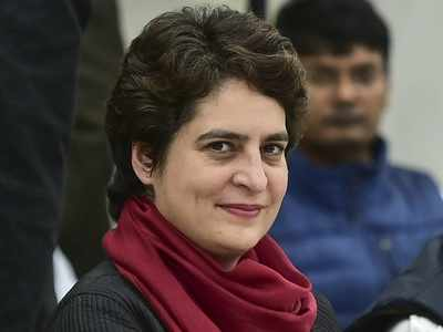 Priyanka Gandhi joins Twitter, follows Rahul but not Robert