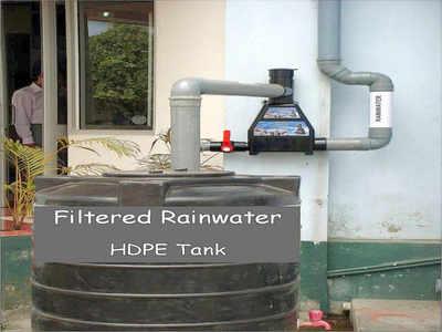 No RWH,  no water supply, says BWSSB