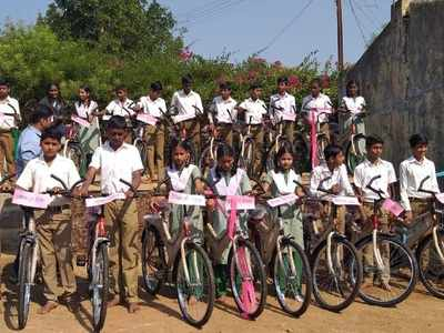 Cycle Bank: An initiative by Joint Commissioner Dilip Deshmukh to empower students in rural areas