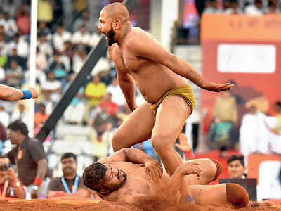 Solapur steals limelight with four gold in Kesari