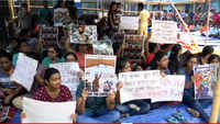 Protest erupts in parts of West Bengal after attack on junior doctor