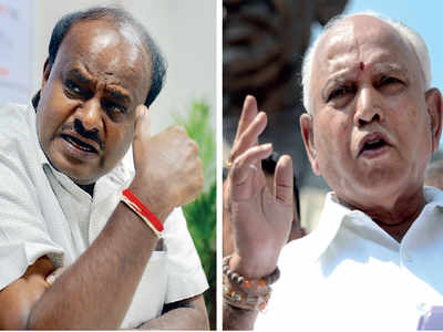 BS Yeddyurappa: Met MLA's son but tape has been edited