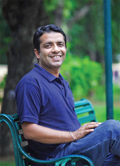 Small Talk with Anshu Gupta: Clothes maketh this man