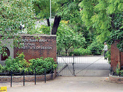 Security checks at National Institute of Design irks students