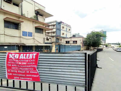 Karnataka caseload  crosses 95K; Bengaluru registers 1,950 new cases