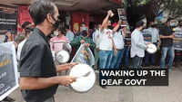Covid-19: Pune traders protest against more curbs by Maharashtra Govt
