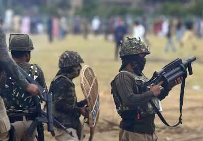Stop using pellet guns immediately in Jammu and Kashmir: Amnesty International Report