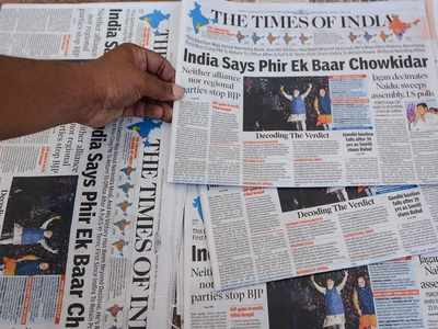 COVID-19: Newspapers completely safe, nothing to fear: study