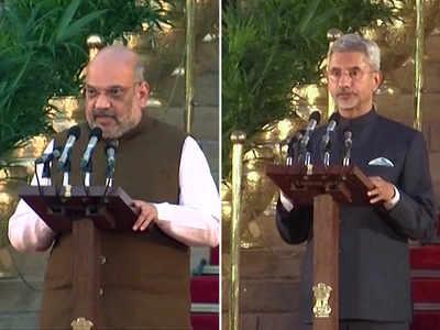 Modi government takes charge: Arun Jaitley, Sushma Swaraj exit; Amit Shah, S Jaishankar enter