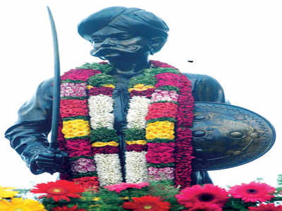 Turbulence ahead for Kempegowda statue
