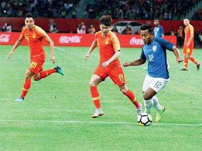 'Red Dragons' held in their dungeon as India earn 0-0 result in first match against China in 21 years