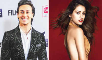 Tiger heads to Paris with ladylove Disha