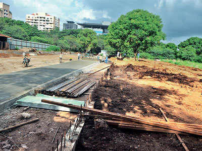 PMC proposes felling 167 trees along Salim Ali Bird Sanctuary for its road