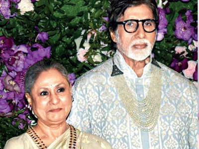 Security beefed up for Bachchans'
