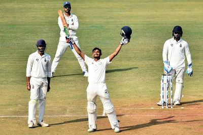 Ranji Trophy Final Delhi vs Vidarbha Day 3: Akshay Wadkar, Aditya Sarwate, Siddhesh Neral power Vidarbha to 233-run lead
