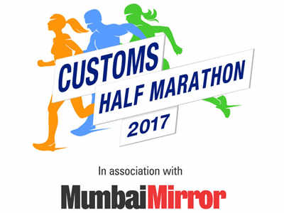 Mumbai darshan through Customs Half Marathon
